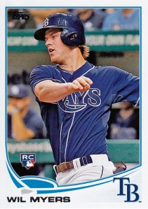 2013 Topps Update Wil Myers RC