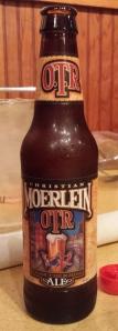 Moerlein OTR bottle