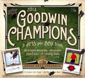 2013 Goodwin Champions box
