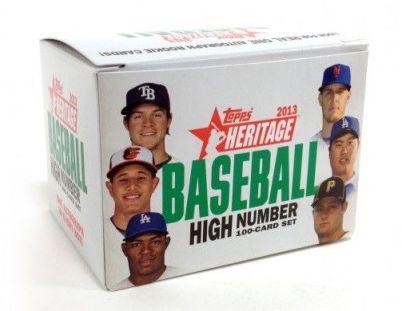 2013 Heritage High box