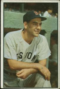 1953 Bowman Lou Boudreau