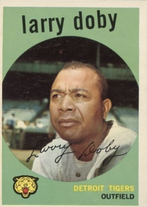1959 Topps Larry Doby