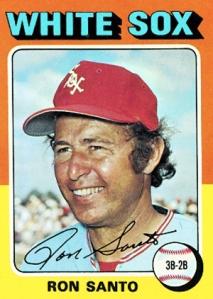 1975 Topps Ron Santo