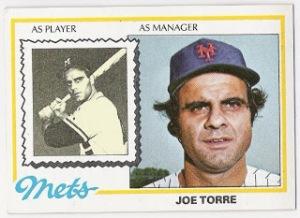 1978 Topps Joe Torre