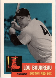 1991 Topps Archives Boudreau