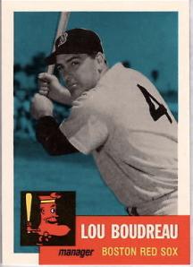 1991 Topps Archives Boudreau