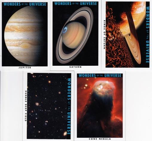 2013 Goodwin Champions box 2 Wonders of the Universe