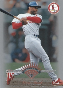 1997 Leaf Ozzie Smith