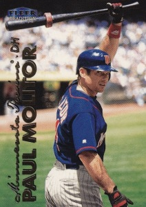 1999 Fleer Tradition Molitor