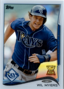 2014 Topps Clear Wil Myers