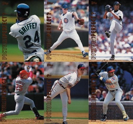 1999 Topps Picture Perfect