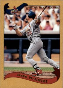 2002 Topps Mark McGwire
