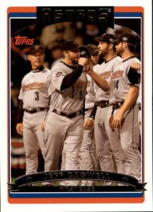 2006 Topps Jeff Bagwell