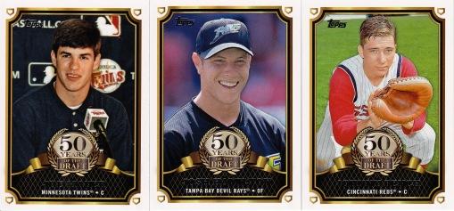 2014 Topps s1 box 50 years of draft