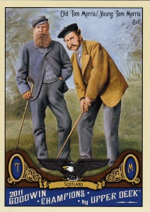 2011 Goodwin Old Young Tom Morris