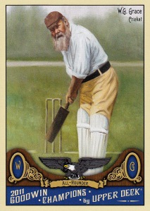 2011 Goodwin WG Grace