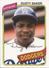 2014 Archives 80 Dusty Baker