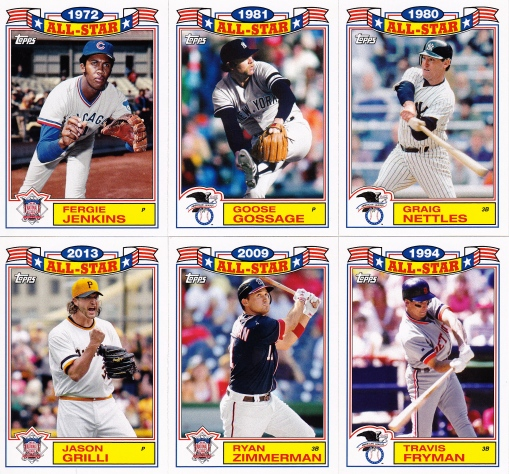 2014 Archives box 1 All Stars
