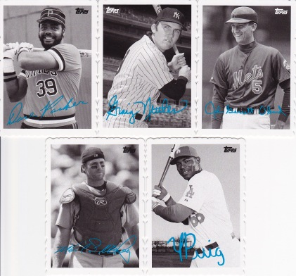 2014 Archives box 1 Deckle Minis