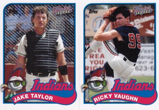 2014 Archives box 1 Major League Taylor Vaughn