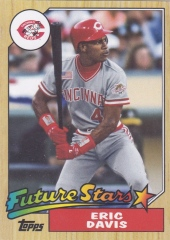 2014 Archives 87 FS Eric Davis