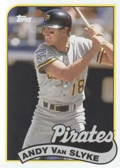 2014 Archives 89 Topps Andy Van Slyke