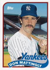 2014 Archives 89 Topps Don Mattingly