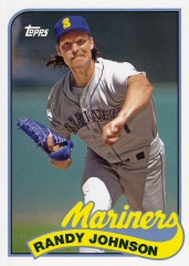 2014 Archives 89 Topps Randy Johnson