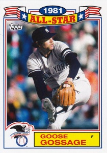 2014 Archives AS Goose Gossage