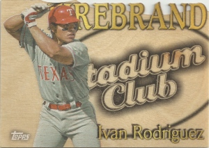 2014 Archives Firebrand Ivan Rodriguez