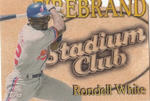 2014 Archives Firebrand Rondell White