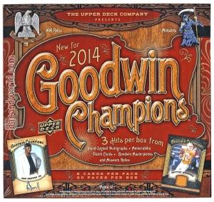 2014 Goodwin Champions box