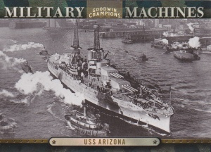 2012 Goodwin Military USS Arizona
