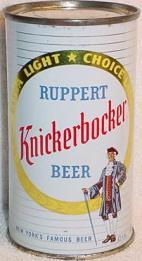 Knickerbocker beer