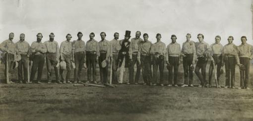 Knickerbockers 1845