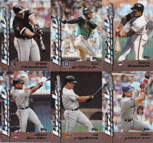1995 Topps Traded ATB Power Boosters