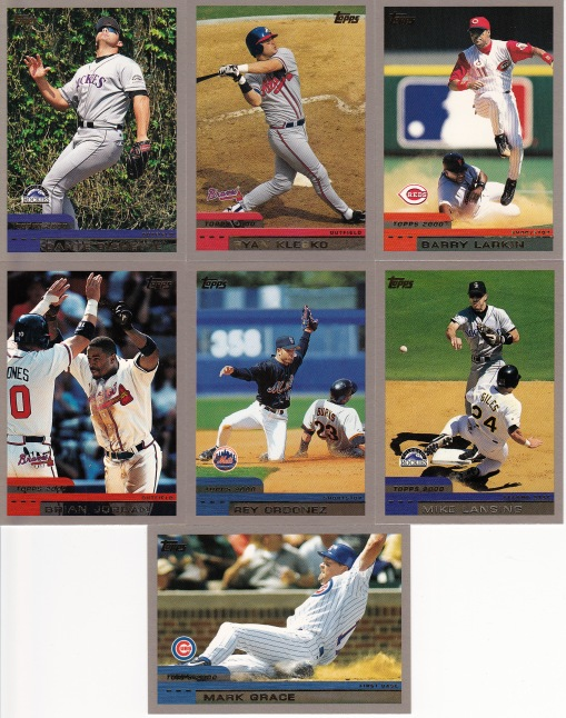 2000 Topps best pictures