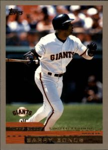 2000 Topps Limited Bonds