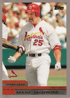 2000 Topps McGwire
