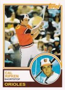 2011 Topps 60 Years Cal Ripken 83