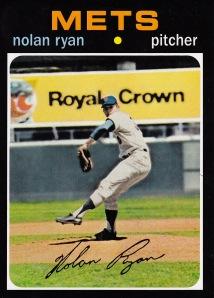 2011 Topps 60 Years Nolan Ryan 71