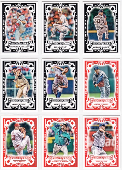 2013 Gypsy Queen Dealing Aces