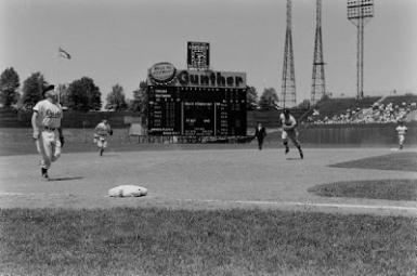 Gunther Baltimore Memorial Stadium