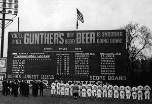 Gunther Orioles minor league