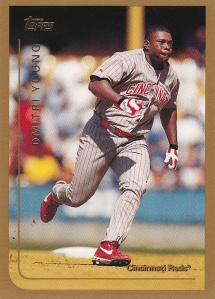 1999 Topps Dmitri Young