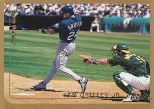 1999 Topps Griffey best card