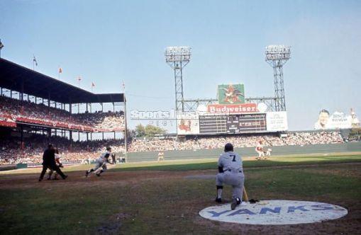 Busch Stadium 1964