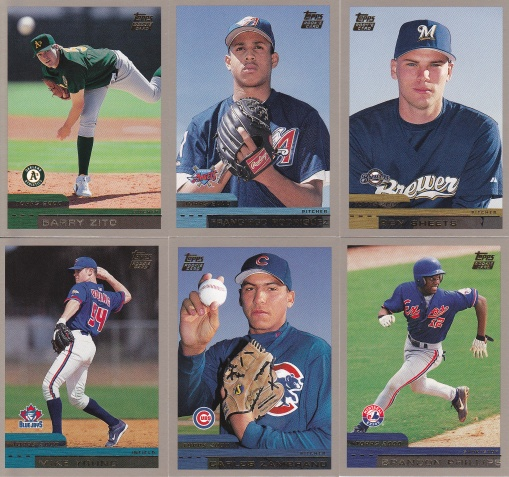 2000 Topps Traded good rookies