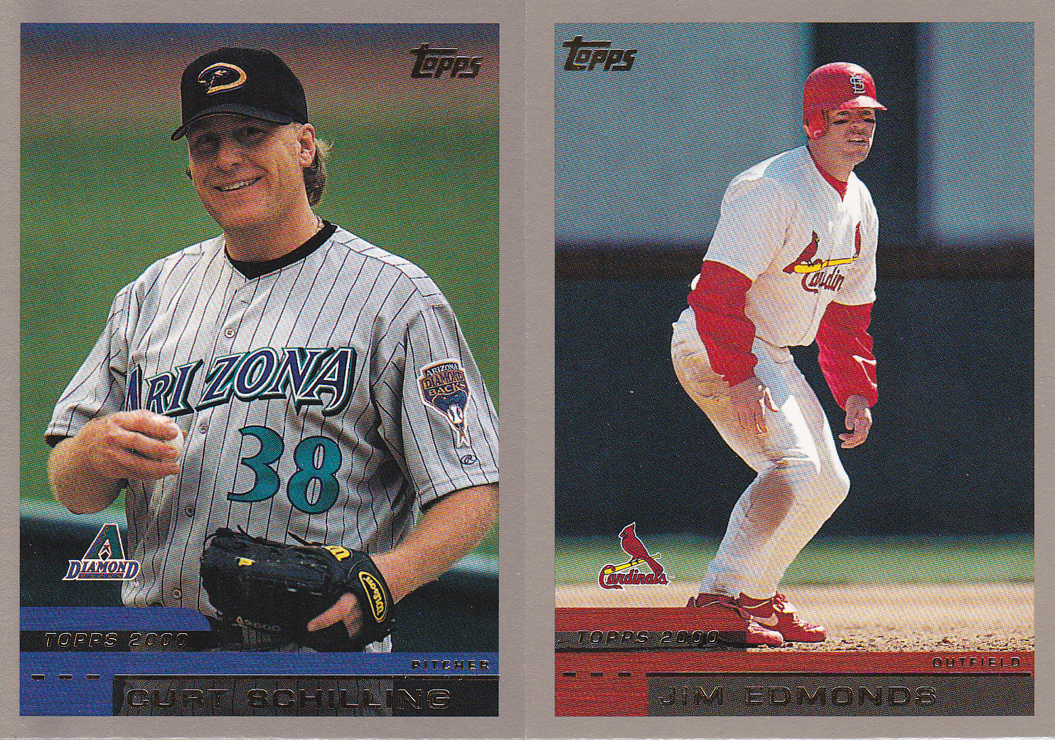 2000 Topps Traded Lifetime Topps Project