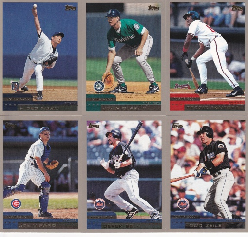 2000 Topps Traded traded players